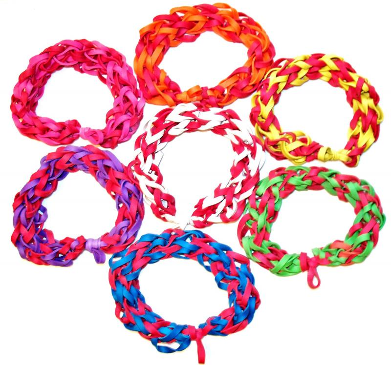 the gallery for gt rubber band bracelets